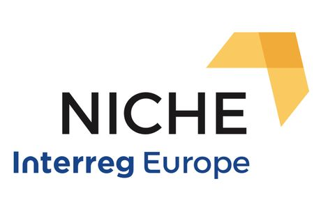 Logo Interreg Europe Niche