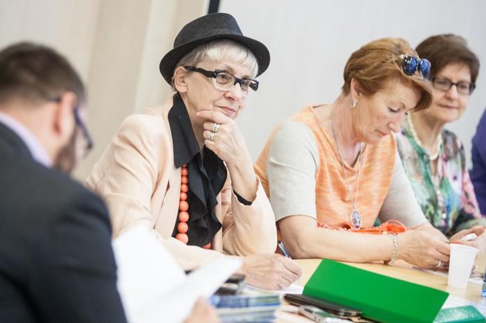 Zdrowa starość może być aktywna i dobra, fot. Andrzej Goiński/UMWKP