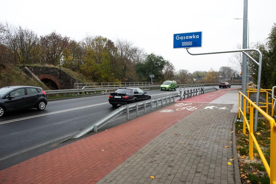 Droga wojewódzka nr 251 Żnin-granica województwa (powiat żniński), fot. Filip Kowalkowski dla UMWKP