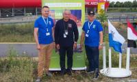 70. Międzynarodowy Motorowy Zlot Gwiaździsty Policji – Regensburg 2017