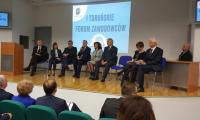 Debata I Toruńskie Forum Zawodowców