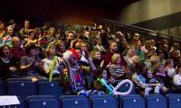 publiczność uczestnicząca w koncercie autor zdjęcia Aleksandra Jahnke