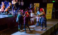zabawy w trakcie koncertu autor zdjęcia Aleksandra Jahnke
