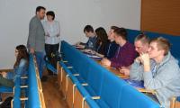 Astrobazowicze na konferencji, fot.  W. Drozdowski
