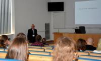 Astrobazowicze na konferencji, fot.  R. Drozdowska
