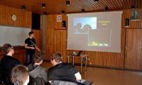 Astrobazowicze na konferencji, fot.  M. Stangret