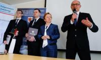 Gala w Państwowej Wyższej Szkole Zawodowej, fot. M. Kuras