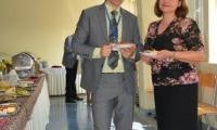 Gala w Państwowej Wyższej Szkole Zawodowej, fot. M. Babiarz