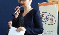 Ewa Olejnik-koordynator spotkania