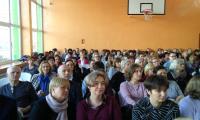 Uczestnicy konferencji dla powiatu radzejiejowskiego