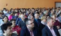 Uczestnicy konferencji w Radziejowie