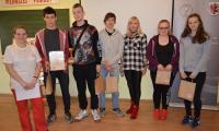 Trzecie miejsce zajęła drużyna z Zespołu Szkół Ponadgimnazjalnych nr 4 w Inowrocławiu