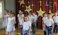 Grupa dzieci 5-6 letnich z Przedszkola Publicznego nr 19 Bajka we Włocławku, nauczyciel - Małgorzata  Rosińska