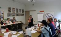 Warsztaty dla nauczycieli pt. Myślografia – myślenie wizualne w edukacji