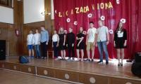 Nagrodzeni uczniowie - gimnazjum