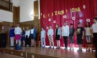 Nagrodzeni uczniowie - szkoła podstawowa