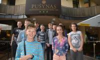 Druskienniki Hotel Pusinas