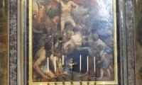 Grobowiec św. Jana Pawła II w Bazylice św. Piotra na Watykanie; fot. T. Kierel