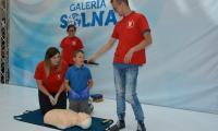 Pokazy udzielania pierwszej pomocy