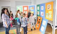 Wystawa nagrodzonych prac plastycznych
