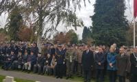 Breda Polski cmentarz wojenny  Ettesebann