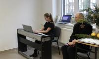 Koncert wigilijny w wykonaniu czniów Szkoły Muzycznej we Włocławku