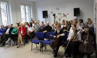 Pracownicy KPCEN Włocławek i zaproszeni goście