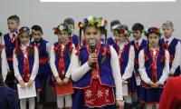 Uczniowie SP nr 10 we Włocławku