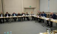 Uczestnicy plenarnego posiedzenia K-P WRDS