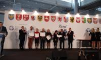 wręczenie wyróżnień Złoty Medal Targów MTP