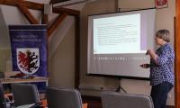 """Szkolenie """"Coaching rodzinny – techniki i narzędzia wsparcia systemu rodzinnego"""", Włocławek 16-17 maj 2017r. fot. Departament Spraw Społecznych, Wdrażania EFS i Zdrowia"""