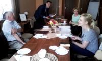 XIII posiedzenie WRdsPS, fot.: Materiały własne Departamentu Spraw Społecznych, Wdrażania EFS i Zdrowia