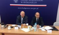 Posiedzenie Zespołu ds. polityki gospodarczej, rynku pracy i strategii rozwoju województwa