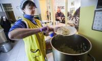 Kuchnia dla ubogich św. Alberta w Bydgoszczy, fot. Andrzej Goiński