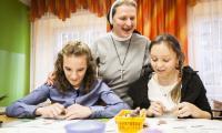 Specjalny Ośrodek Wychowawczy Zgromadzenia Sióstr Małych Misjonarek Miłosierdzia we Włocławku, fot. Andrzej Goiński