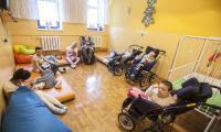 Dom Pomocy Społecznej w Chełmnie prowadzony przez Zgromadzenie Sióstr Miłosierdzia św. Wincentego a Paulo, fot. Andrzej Goiński