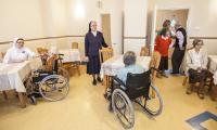 Domu Pomocy Społecznej w Świeciu prowadzony przez Zgromadzenie Sióstr Miłosierdzia św. Wincentego a Paulo