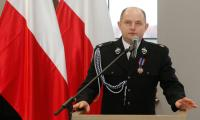 Strażacka uroczystość w Łubiance, fot. Mikołaj Kuras