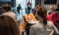 """Spotkanie informacyjne z cyklu ,,Mama może wszystko!"""" w Bydgoszczy, fot. Tymon Markowski"""
