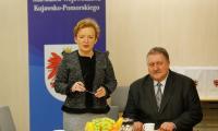 Spotkanie z najlepszymi uczniami zawodów budowlanych, fot. Mikołaj Kuras dla UMWKP