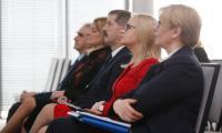Konferencja nt. ochrony powietrza i ograniczenia niskich emisji, Toruń, 21 marca, fot. Mikołaj Kuras dla UMWKP