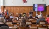 """Gala wręczenia nagród w konkursie """"Oni tworzyli naszą historię"""", fot. Szymon Zdziebło/Tarantoga.pl"""