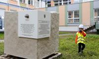 Zwiedzanie placu rozbudowy Wojewódzkiego Szpitala Zespolonego im. Rydygiera, fot. Szymon Zdziebło/Tarantoga.pl