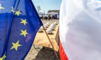 Uroczyste rozpoczęcie budowy drogi nr 559 z Lipna do granicy województwa, fot. Szymon Zdziebło/Tarantoga.pl