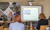 Konferencja marszałka Piotra Całbeckiego po majowym posiedzeniu Komitetu Monitorującego RPO, fot. Szymon Zdziebło/tarantoga.pl dla UMWKP