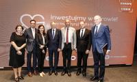 """Debata """"Inwestujemy w zdrowie! Plan inwestycyjny dla Europy"""" na toruńskich Jordankach, fot. Andrzej Goiński/ UMWKP"""