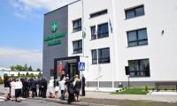 Urząd Gminy w Pruszczu (powiat świecki) po termomodernizacji, Fot. Urząd Gminy Pruszcz