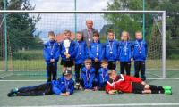 Uczestnicy turnieju chłopców – SP 64 Bydgoszcz