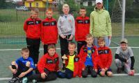 Uczestnicy turnieju chłopców – SP Bukowiec