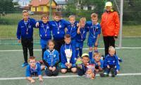 Uczestnicy turnieju chłopców – SP Janikowo